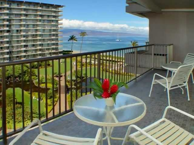 The Whaler #619 - Kaanapali Beach Maui  808-283-3067