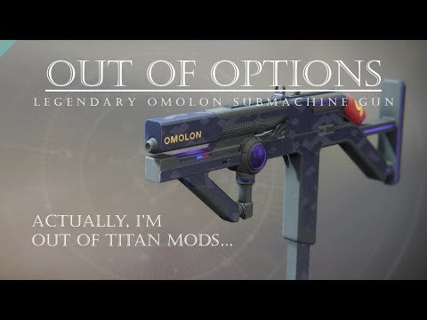 Destiny 2 - Out of Options - Dual Impact, Dual RPM - PVP Gameplay Review