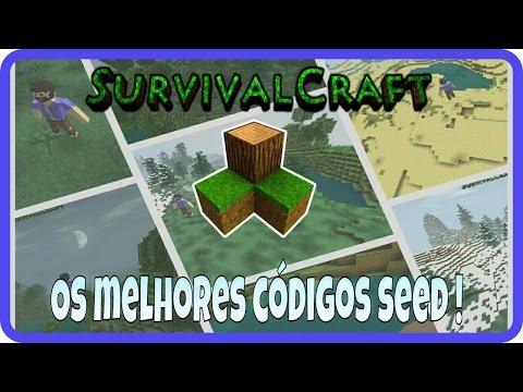 SurvivalCraft - Códigos seed para diferentes formações