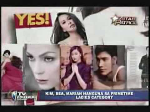 TV Patrol: 100 Most Beautiful Stars - Marian Rivera