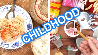 Your Lao-American Childhood In 60 Seconds
