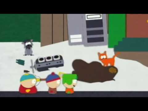 Cartman-In the Ghetto