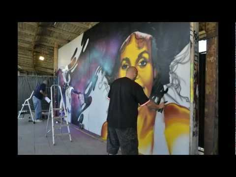 Time Lapse 3e performance live Costik Couleur Café