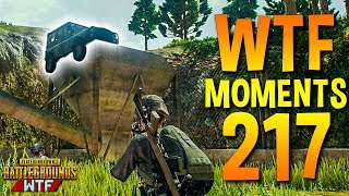 PUBG Daily Funny WTF Moments Highlights Ep 217 (playerunknown's battlegrounds Plays)