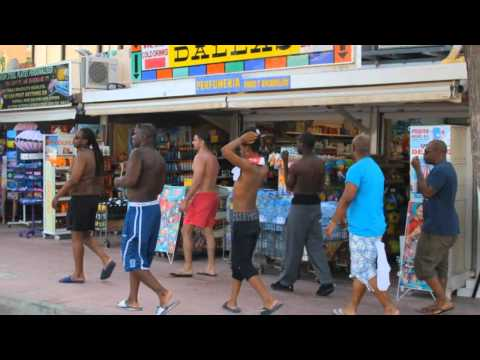 SNEAKBO DENCH PARTY MAGALUF VLOG FEAT FROM LETHAL B & TINCHY STRYDER AND MORE