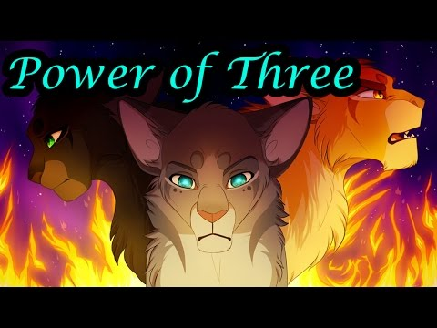 The Power of Three - Analyzing Warrior Cats