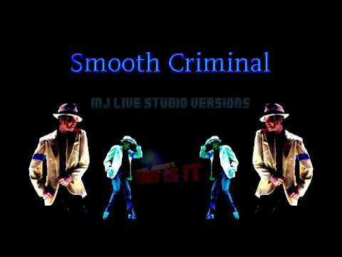 Michael Jackson Smooth Criminal Studio Version This Is It 2009