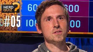 Nerd Quiz 6.0   Micha Reinke gegen Markus gegen Sebastian