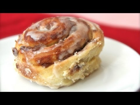 How to Make Cinnamon Rolls - Homemade Cinnamon Rolls Recipe