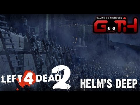Left 4 Dead 2 - Helm's Deep (EN VIVO)