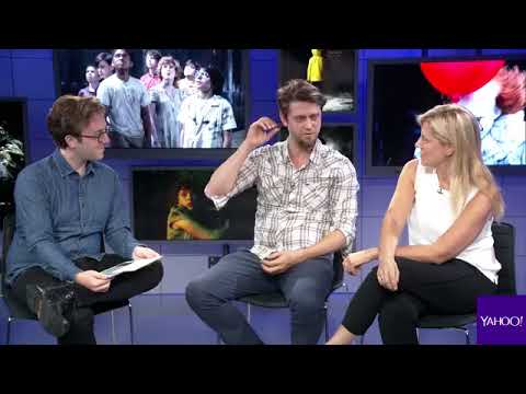 IT - Facebook Live YAHOO Q&A Interview With Andy & Barbara Muschietti