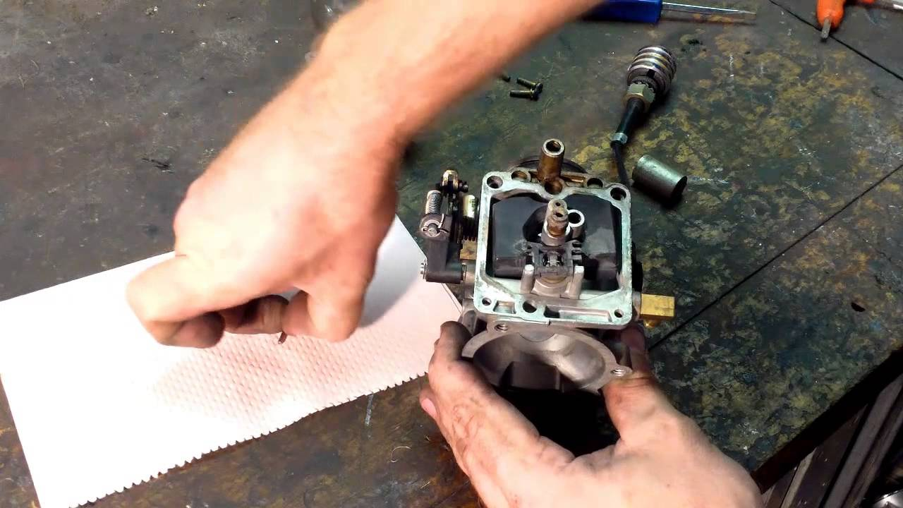 Kawasaki  Hp Carb Bowl Assembly