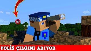 HIRSIZ VS POLİS #28 - Polis Çılgını Yakalayacak mı ? (Minecraft)