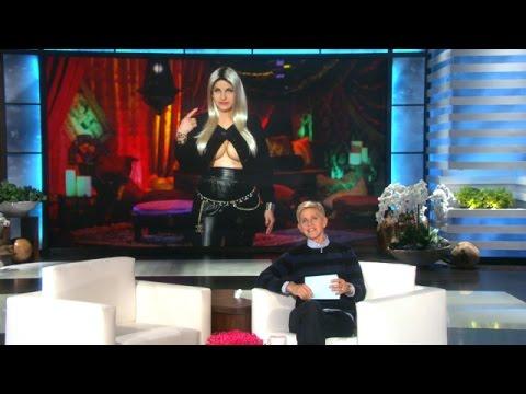 Ellen's Halloween Costume Suggestions