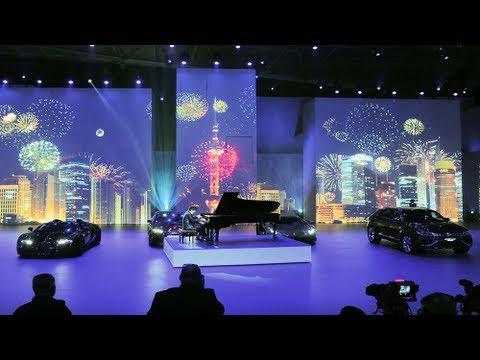 Auto Shangahai 2013: VW Konzernabend