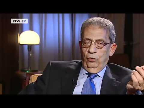 Amr Moussa, Secretary-General of the Arab League   Journal Interview