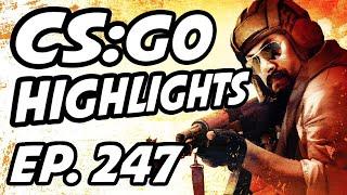 Counter-Strike Global Offensive CSGO Daily Highlights | Ep. 247 | ESL_CSGO, fl0m