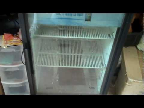 step by step fridge to reptile incubator conversion