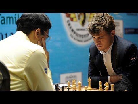 World Chess Champion Plays (and Beats) A WSJ Reporter in Seconds