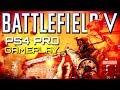Lagu Battlefield 5: New PS4 Pro Multiplayer Gameplay