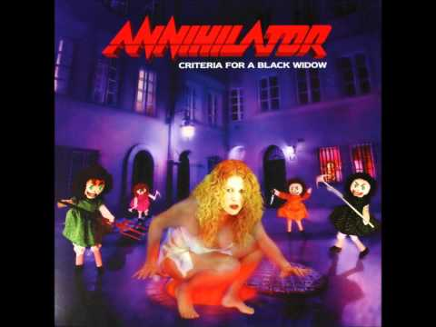 Annihilator - Mending