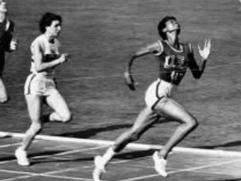 Hero's Documentary: Wilma Rudolph by Maddie