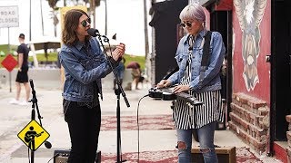 Come On In My Kitchen Larkin Poe Playing For Change Live Outside