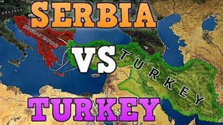 Turkey Vs Serbia - WHO WOULD WIN?