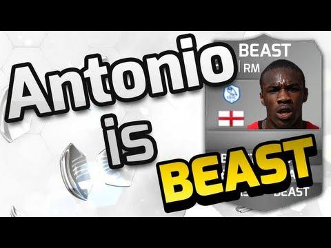 FIFA 14   ANTONIO IS BEAST