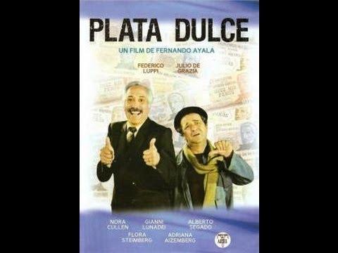 Plata Dulce Federico Luppi y Julio de Grazia-Género:Comedia dramática.-1982