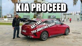 KIA ProCeed 2019 Shooting Brake, nie kombi (PL) - test i jazda próbna