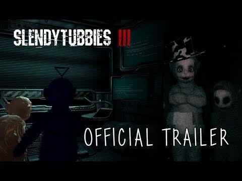 Slendytubbies 3:  Trailer