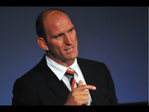 Lessons in Leadership and Teamwork from Lawrence Dallaglio OBE at the London Business Forum