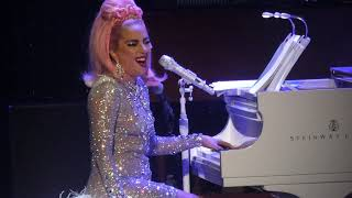 """Born This Way (Piano Version)"" Lady Gaga@MGM Park Theater Las Vegas 11/3/19"