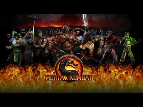 Mortal Kombat 9 - Story Mode On Expert (full) By Vman video