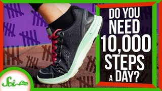 Do You Need 10,000 Steps a Day?