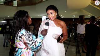 Actress Christabel Ekeh believes  the Ghana movie industry can get better