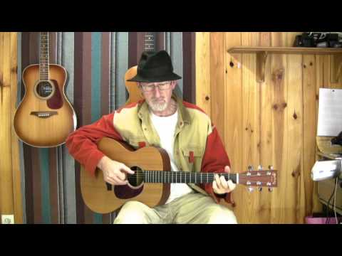 Jim Bruce Guitar Lesson - Guitar Chimes by Blind Blake