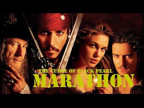 La Malédiction Du Black Pearl - MARATHON
