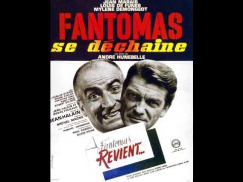 fantomas se déchaine ( générique  1965 streaming vf