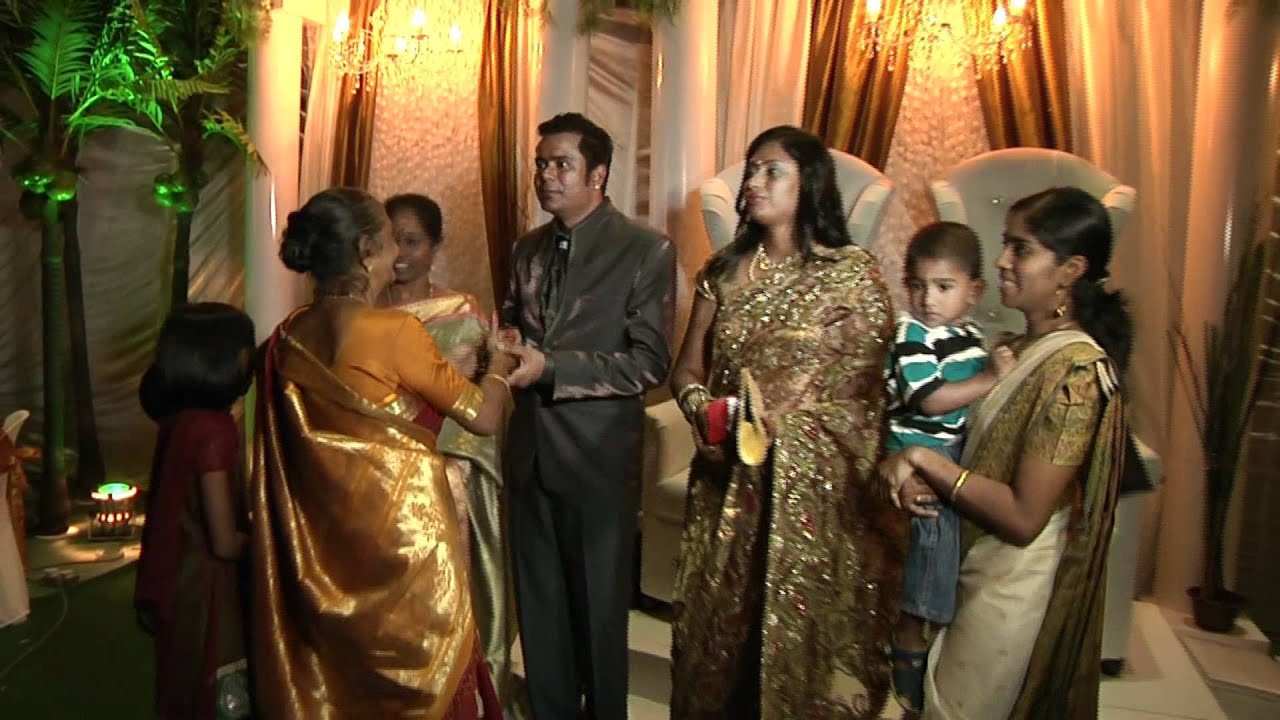Datin geethanjali wedding