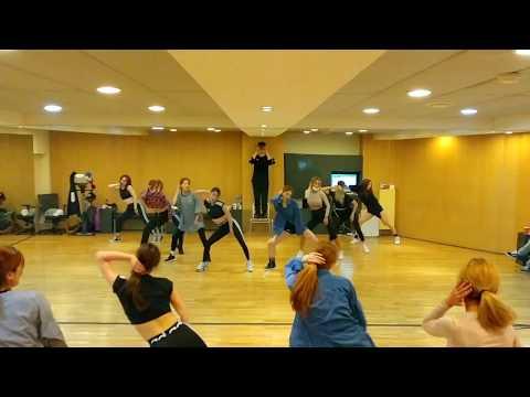 싸이 (PSY) - 아이러브잇 (I LUV IT) 안무 psy's dancers Practice 거울모드 (mirror mode)