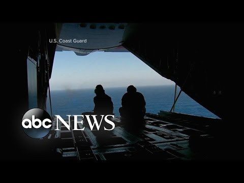 Search and Rescue for Missing Cargo in Bahamas Ship Ends