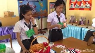 ประดิษฐ์ตุ๊กตา การบูร  สาระการอาชีพและเทคโนโลยี  ชั้นมัธยมศึกษาปีที่ 2