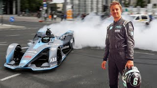 RACING W/ JON OLSSON AND EMILY RATAJKOWSKI IN BERLIN | NICO ROSBERG | eVLOG