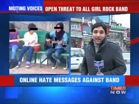 Girl Rock Band Faces Threat! video