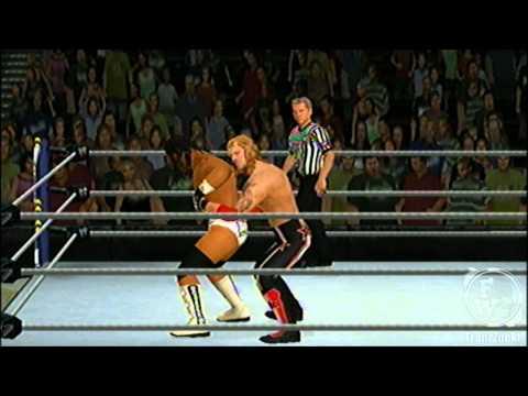 EasyCap SMI Grabber / SM-USB 007 Wii Recording test - WWE '12