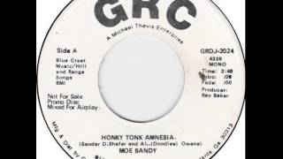Watch Moe Bandy Honky Tonk Amnesia video