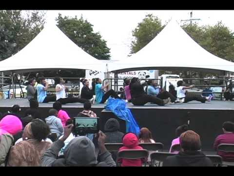 New Freedom Theatre @ Olney Youth Arts Festival 2014
