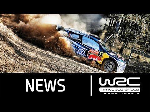 WRC - Coates Hire Rally Australia 2015: Stage 11